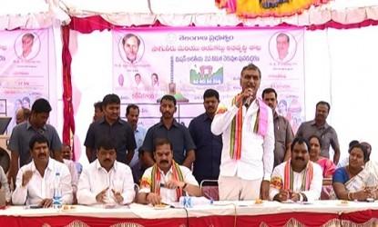 I will leak it, if you don't agree- Harish Rao warns AP CM