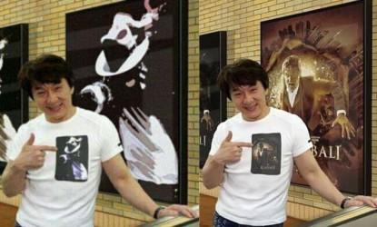 Jackie Chan is not Rajinikanth's fan